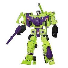 Devastator Transformers & Robot Action Figures
