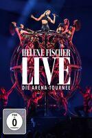 HELENE FISCHER - HELENE FISCHER LIVE-DIE ARENA-TOURNEE (DVD)   DVD NEW+