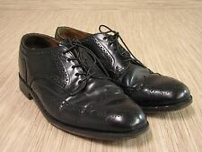 Cole Haan Wingtip Brogues Men's Size 11 B Mahogany Leather Dress Shoes
