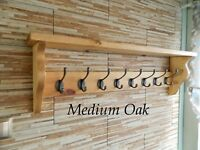 Wooden Style Coat Hook Rack With Shelf Cast Iron Coat Hook Antique