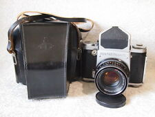 PENTACON six SLR Medium Format Camera MC BIOMETAR 80mm f /2.8 lens