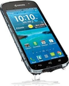 Kyocera Hydro Life C6530 T-Mobile Black with extra items