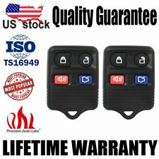 For Ford 2 Complete Keyless Entry Remote Control Car Key Fob Clicker Transmitter