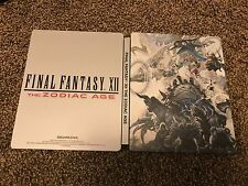 Final Fantasy XII The Zodiac Age Steelbook only