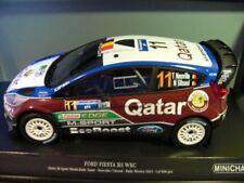 1/18 Minichamps Ford Fiesta RS WRC Rally México 2013 neuville/gilsoul #11 151 13