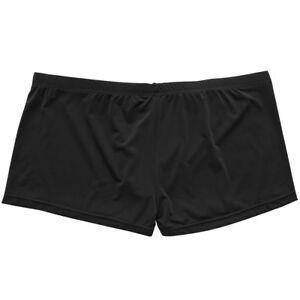 Sexy Mens Boxer Briefs Gym Sports Shorts Tight Swim Underwear Swimwear M-XL