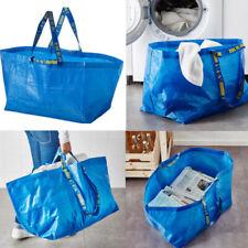 Ikea Large Jumbo Strong Garden Waste Storage Bag Recycle Plastic Laundry Wash