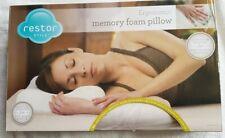 Ergoromic Memory Foam Pillow for Neck Shoulder Pain Side Sleep