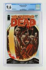 Walking Dead #27 -NEAR MINT- CGC 9.6 NM+ Image 2006 - 1st App of the Governor!