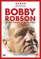 Bobby Robson - More Than a Manager DVD (2018) Gabriel Clarke ***NEW***