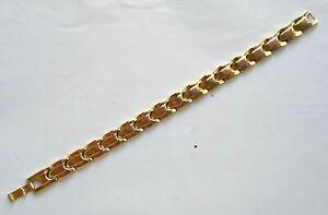 Copper and Brass Magnetic Bracelet Anti-Rheumatic/Anti-Inflammatory Nice Gift