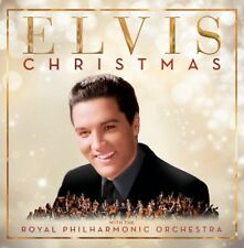 ELVIS PRESLEY - CHRISTMAS WITH ELVIS & THE ROYAL PHILHARMONIC... VINYL LP NEW!