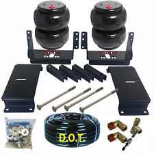 B Airbagit Air Over Load Tow Assist  1980 - 97 Ford F250 Truck 3/4 ton 4wd 2wd