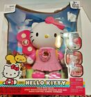 Hello Kitty Walk ME RC REMOTE CONTROL /LIGHTS UP /SPINS / NEW IN BOX
