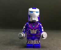 Pepper Potts IRON MAN  ENDGAME SUPER HEROES the minifigure lego movie Colectores