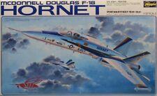 Hasegawa 1:32 McDonnell Douglas F-18 Hornet US Navy Fighter Plastic Kit #S23