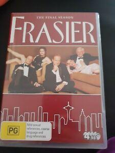 Frasier : Season 11 (DVD, 2009, 4-Disc Set)
