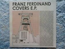 """FRANZ FERDINAND 12"""" LP ALBUM - Covers E.P. RECORD STORE DAY 2011 RSD"""