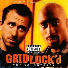 "Gridlock'd The Soundtrack Cd 1997 The ""Untouchable"" Death Row Records/Interscope"