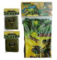 Teenage Mutant Ninja Turtles Swimbag Sweatbands 2004 TMNT Pool Summer