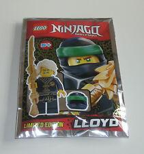 LEGO Ninjago-NINJA Lloyd LIMITED EDITION NUOVO & OVP