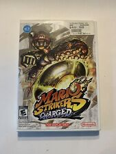 Mario Strikers Charged (Nintendo Wii, 2007) Tested