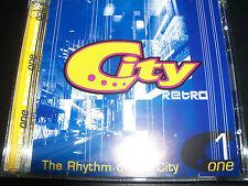 City FM Retro Volume 1Various 2 CD Pseudo Echo Dead Or alive ABC Yazoo Capella &