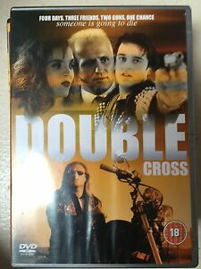 Double Cross DVD Crime Thriller Movie with Thomas Edwards