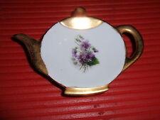 Vintage Porcelain Tea Caddy