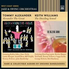 Tommy Alexander & Keith Williams Alexander The Great + The Dazzling Sound