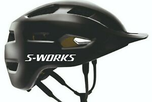 s-works specialized decals stickers for helmet set mtb frame vinyl bike Bicycle