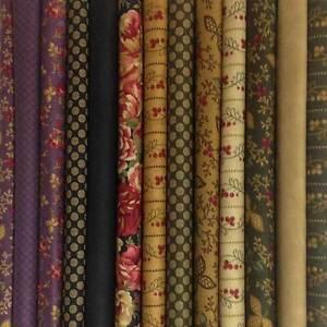 Together 13 Fat Quarters Moda Fabrics Brannock/Patek