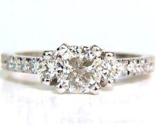 █$15000 2.01CT GIA CUSHION CUT DIAMOND RING PLATINUM █