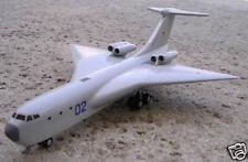 Beriev Antisubmarine Amphibian Airplane Wood Model Big