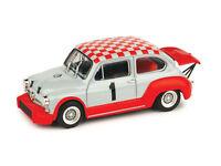 Fiat Abarth 1000 Coppa Carri Monza 1970 1:43 2004 BRUMM
