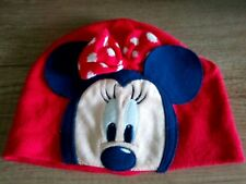 girls Minnie mouse Disney Store hat 3-5 years