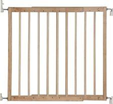 Barrière de sécurité KIM à visser bois de feuillu 63 - 103,5 cm nature escaliers
