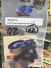 Gs Racing GSCVS1015: front lower suspension arm NewInPack USA Shipped