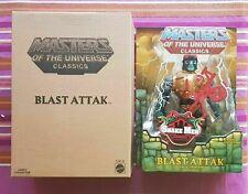 BLAST ATTACK MASTERS DEL UNIVERSO CLASSICS MOTUC MASTERS OF THE UNIVERSE NEW