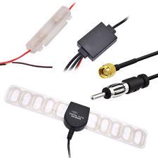 100% New Car Digital TV Antenna Booster Aerial DVBT Great Quality SMA