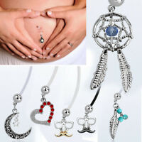 PIERCING NOMBRIL LANGUE TETON FEMME BIOFLEX BELLY RING