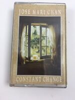 Jose Mari Chan Constant Change Audio Cassette Tape