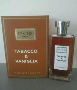 Profumo Equivalente Tom Ford Tobacco Vanille 100ml Divine Tabacco e Vaniglia