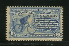 More details for united states 1902 series special delivery 10c ultramarine lmm early collection