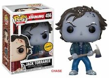 Jack Torrance With Axe The Shining Horror Funko Pop Vinyl 456