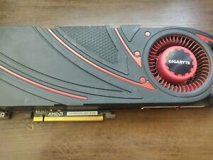 AMD Radeon r9 290 4GB GPU Faulty!! Read description!
