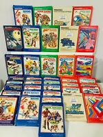Mattel Intellivision Games | You Choose! | Create Your Own Bundle | Overlays Inc