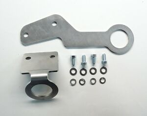 Datsun 240Z 1970-73 Tow Hook SCCA Racing Stainless Steel Front & Rear 570