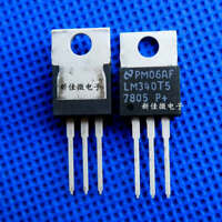 5PCS KA78T05 Encapsulation:TO220,3-Terminal 3A Positive Voltage Regulator