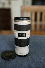 Canon 70-200mm F4 IS